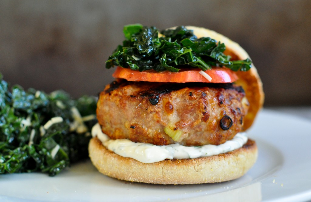 favorite turkey burgers