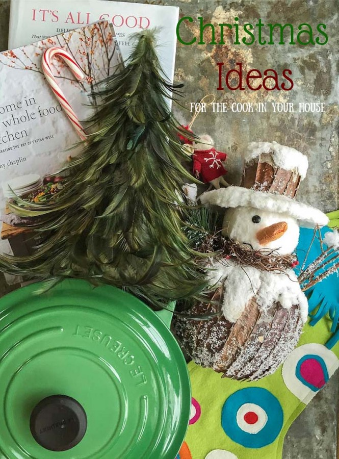 last minute Christmas ideas for the home chef